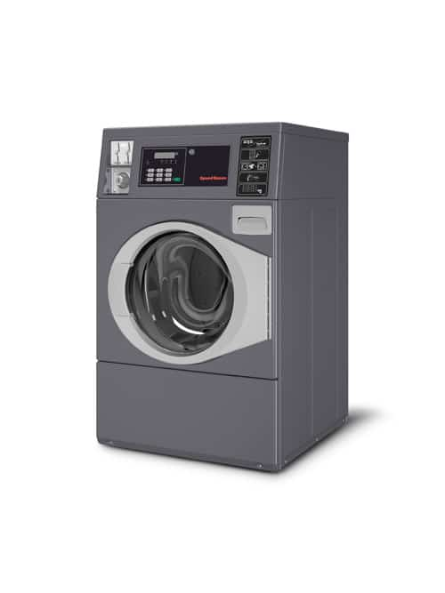 Professional front load washer - Coin operated - Speed Queen SFC right view