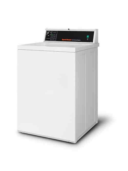 Professional top load washer - Left view - Speed Queen Professional